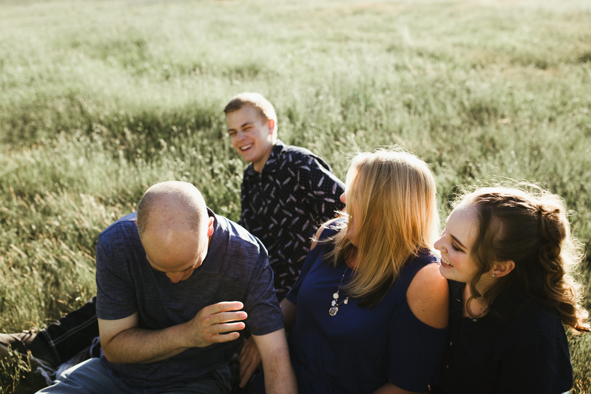 family of four seattle photographer