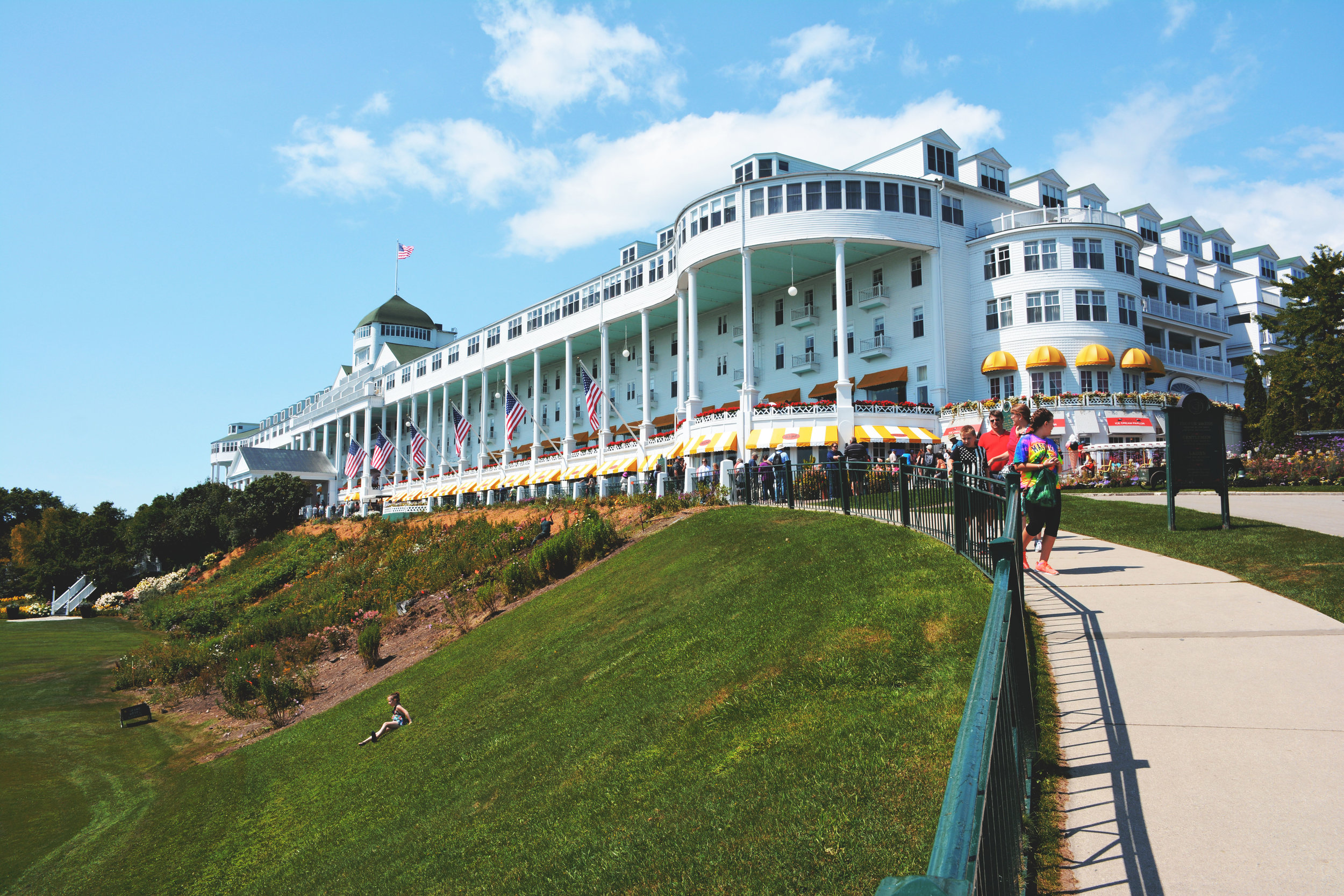 Mackinac Grand Hotel, Michigan