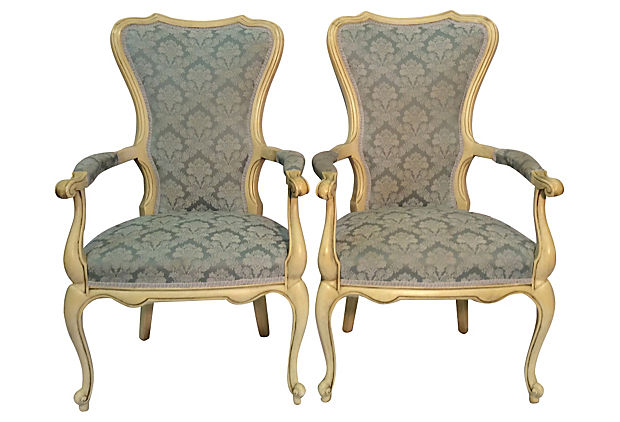 19th-C. French Chairs, Pair.jpg