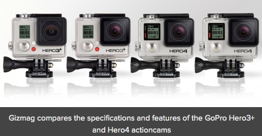 images from gizmag article: http://www.gizmag.com/gopro-hero4-vs-gopro-hero3plus/34090/