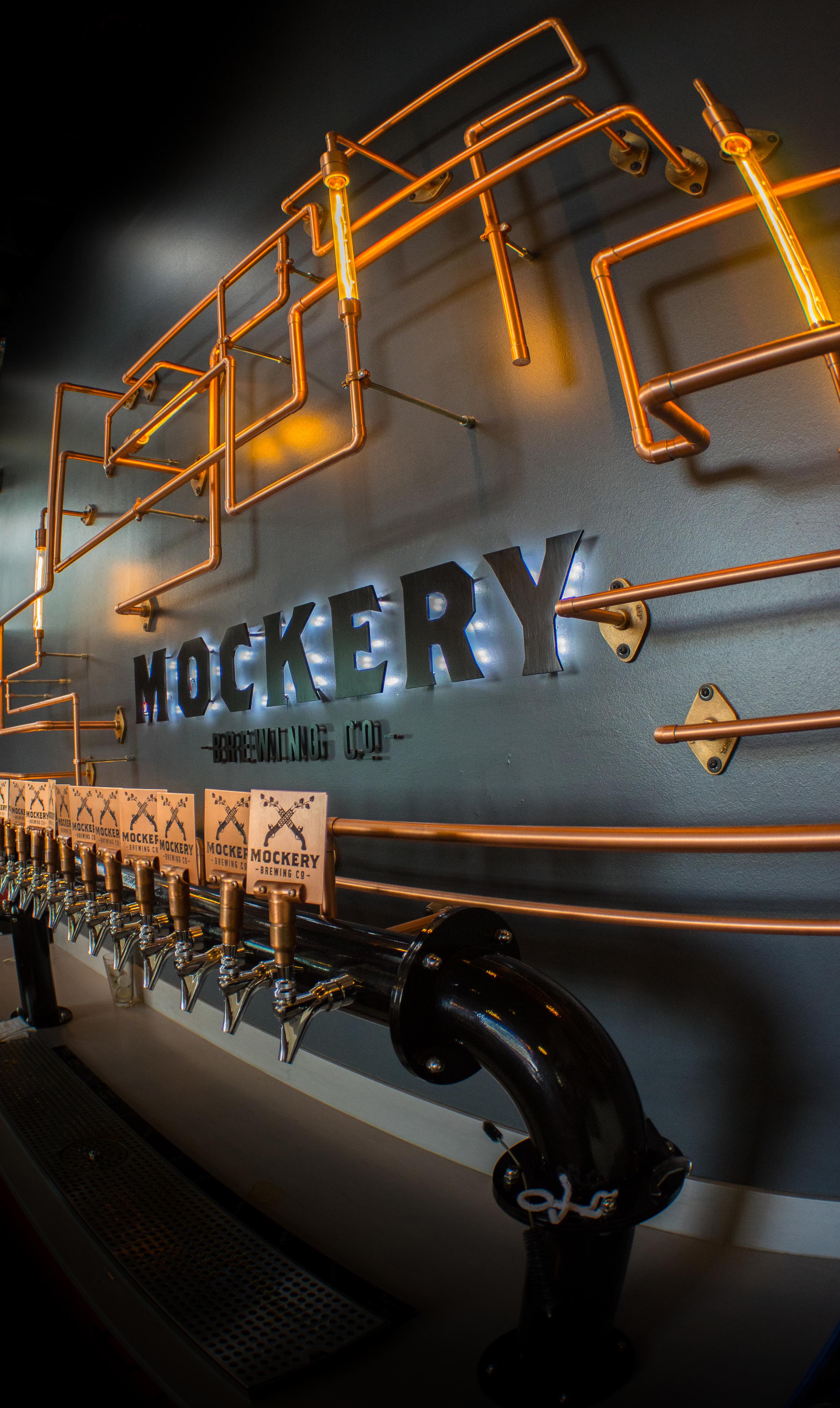 mOCKERY BREW CO // IMAGE BY FRANKIEBOYPHOTOGRAPHY.COM