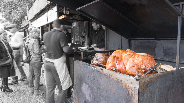 street meat of praha