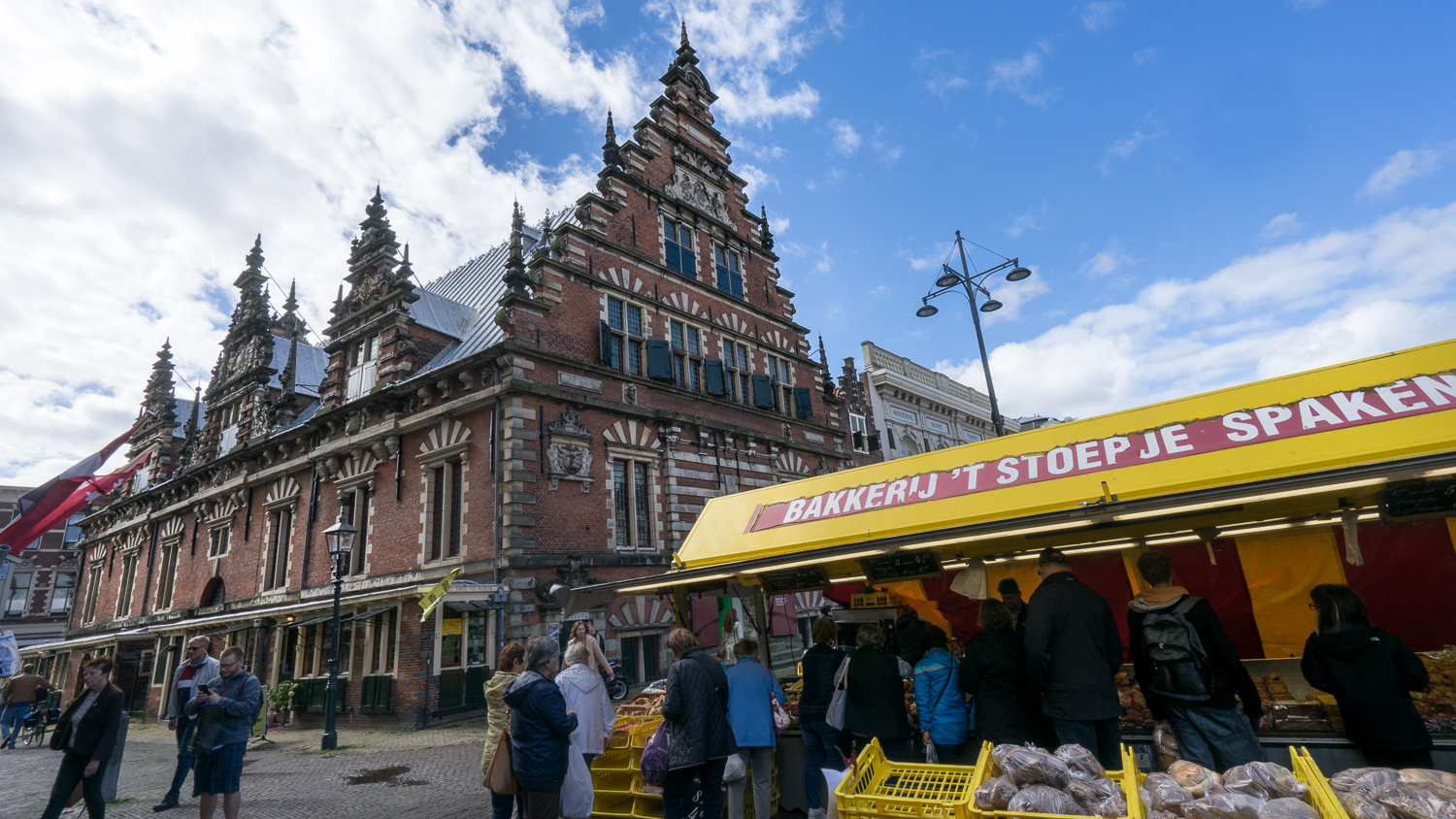 MARKETS OF HAARLEM, THE NETHERLANDS // MEETYOUTHERE TRAVEL BLOG