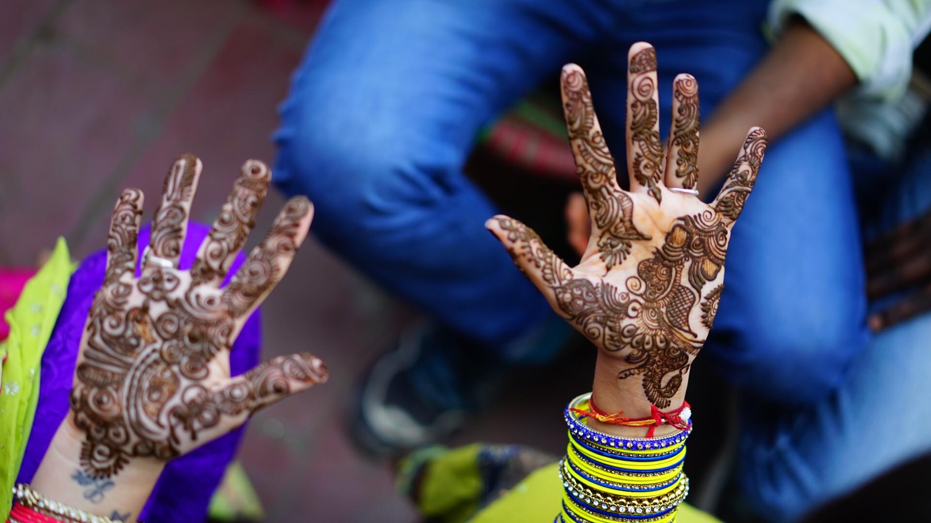 Henna from India