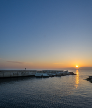 SUNRISES IN BARCELONA, SPAIN // MEET YOU THERE IMAGES
