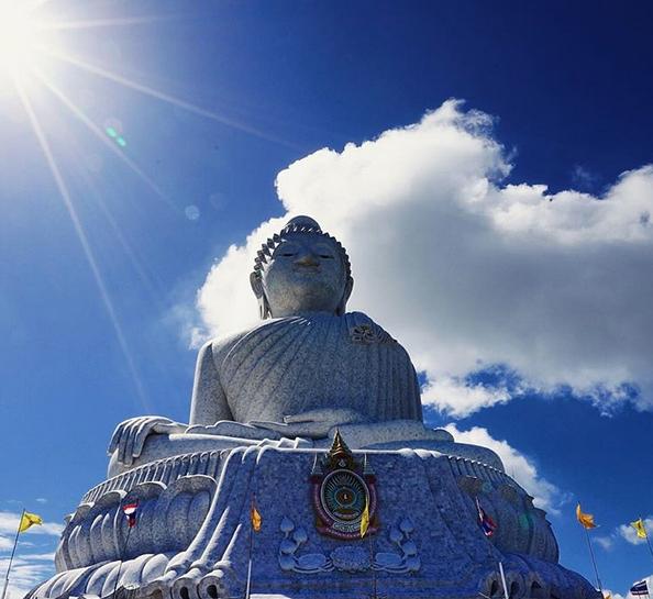 BIG BUDDHA, PHUKET, THAILAND // MEET YOU THERE IMAGES