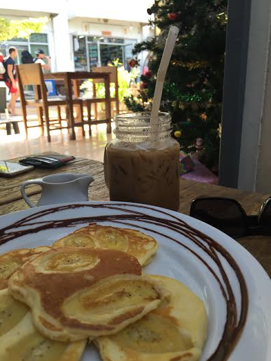 BANANA PANCAKES FROM GRAND PP ARCARD // MEET YOU THERE IMAGES