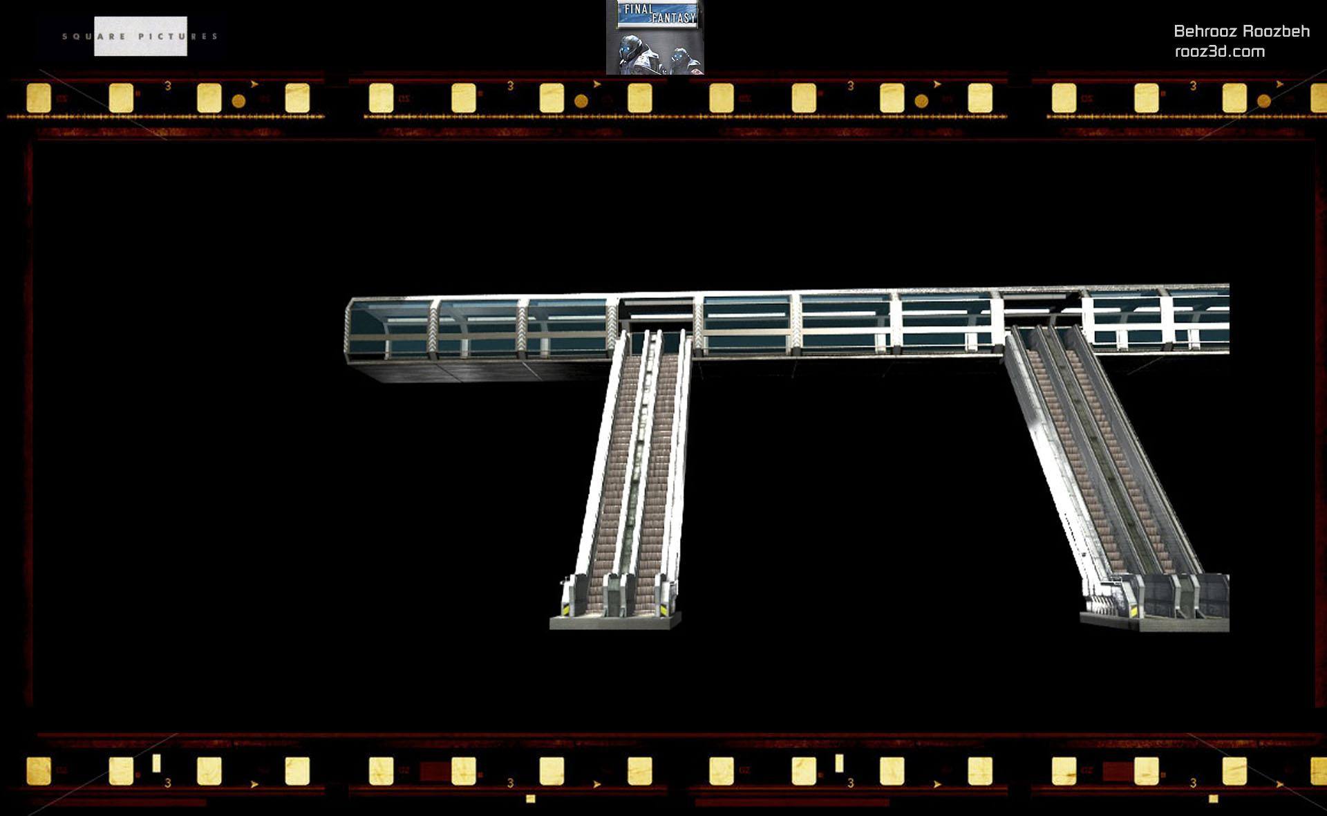 Bridge    Textures:  Behrooz Roozbeh