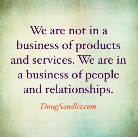 People and Relationships Nice Guys Finish First Doug Sandler