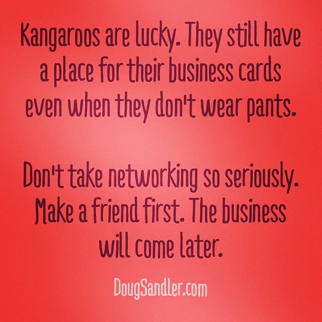 Lucky Kangaroos