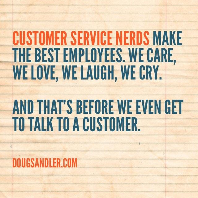 Customer Service Nerd