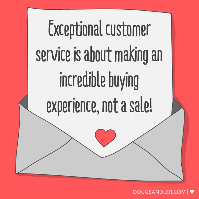 Create exceptional experiences