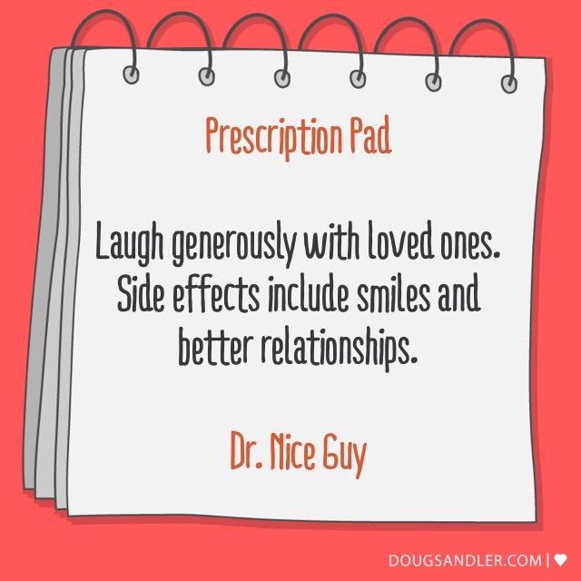 The prescription for success