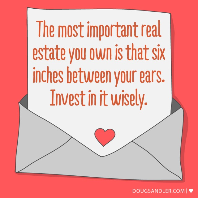 About real estate