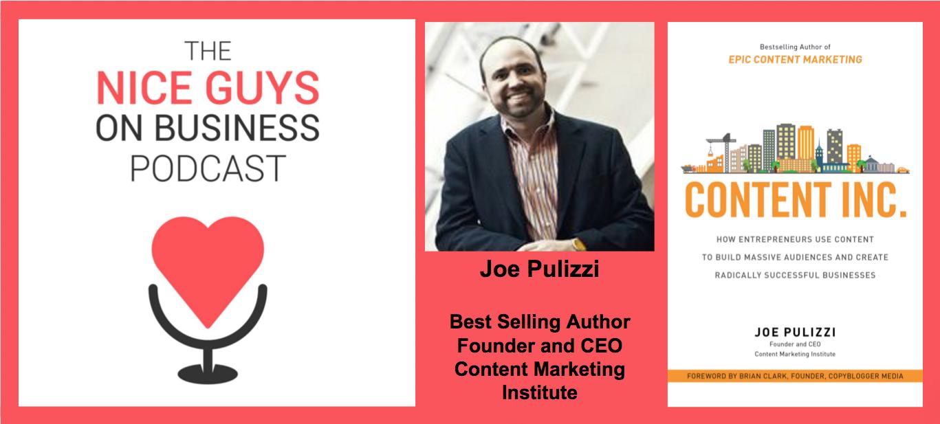 Joe Pulizzi, Content Inc.