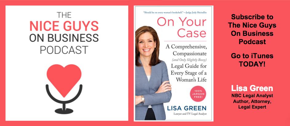 Lisa Green Nice Guys on Business Podcast