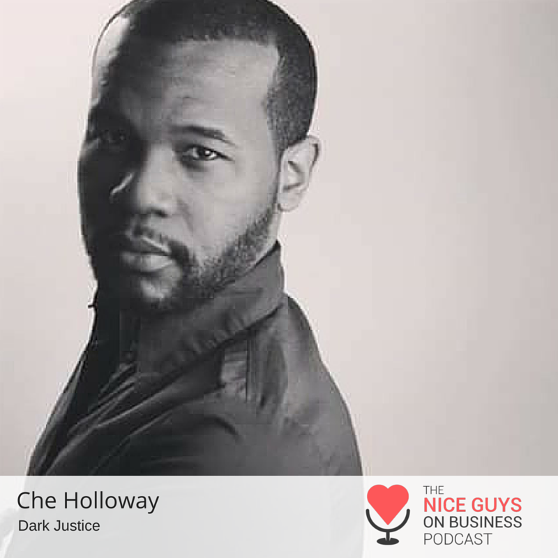 This guy is FUNNY! Che Holloway