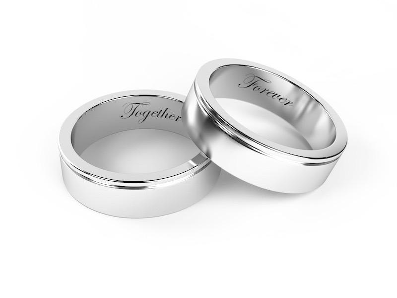 Engraving Wedding Rings