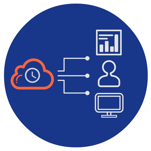 Integrate Sales Cloud, Service Cloud or Marketing Cloud with another cloud or on premise system and align your data transactions and insights in real-time. (1-to-1 system integration)