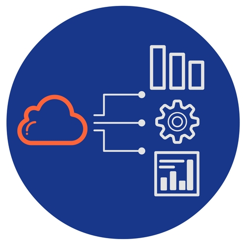 Advanced data integration between Sales Cloud, Service Cloud or Marketing Cloud and other cloud or on-premise systems will help you align your data transactions and insights in real-time. (1-to-many system integrations)