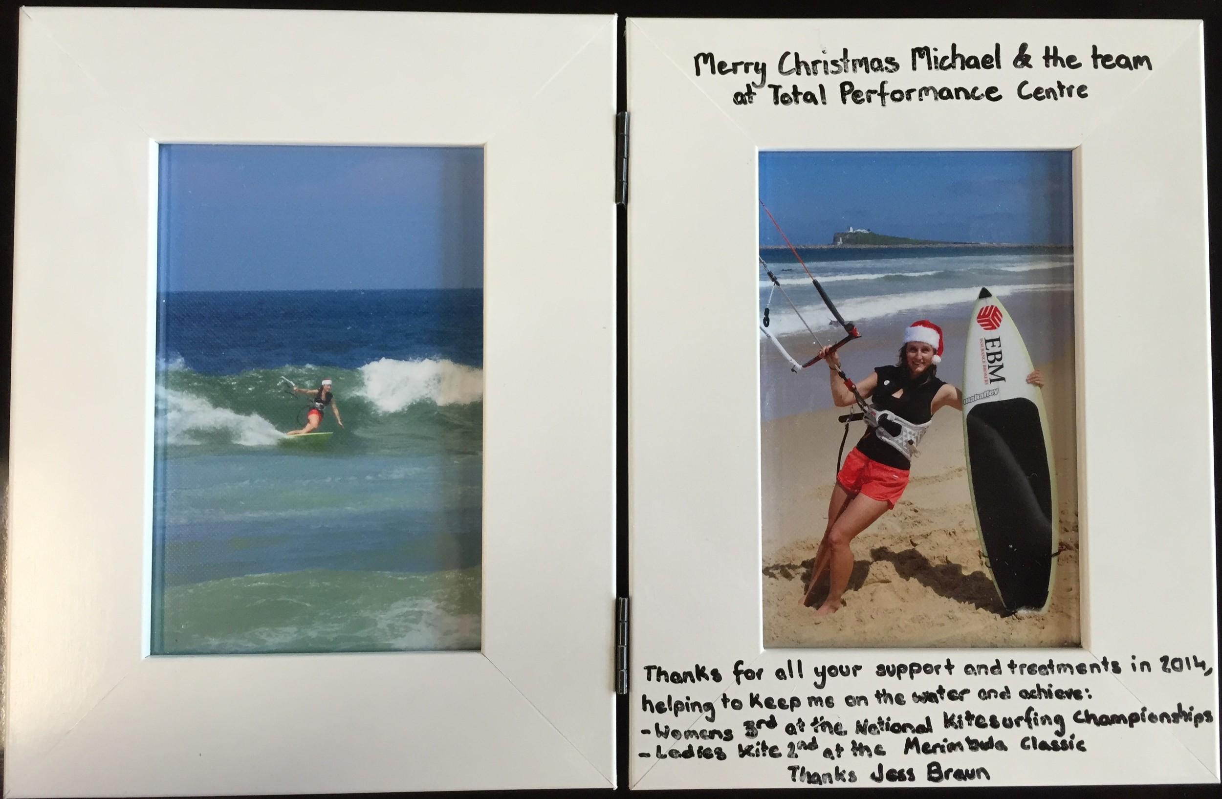 Jess Brown_Kite_Surfing_Champion