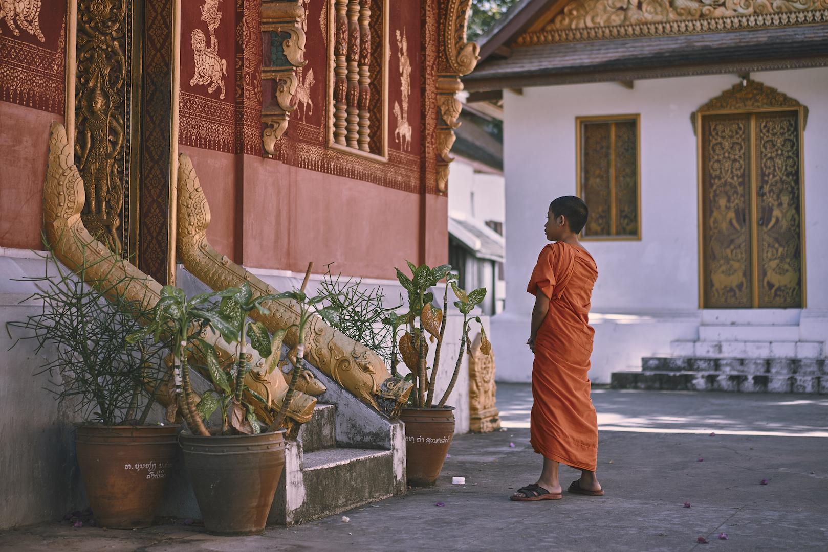 Khasar_S_MonkAwaitingByTheDoor_LuangPrabang_Laos_Winter_2014.jpg