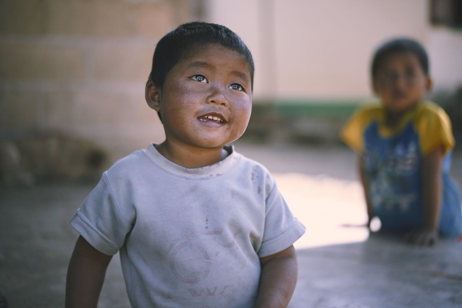 Khasar_S_BoyAndHisFriend_LuangPrabang_Laos_Winter_2014.jpg