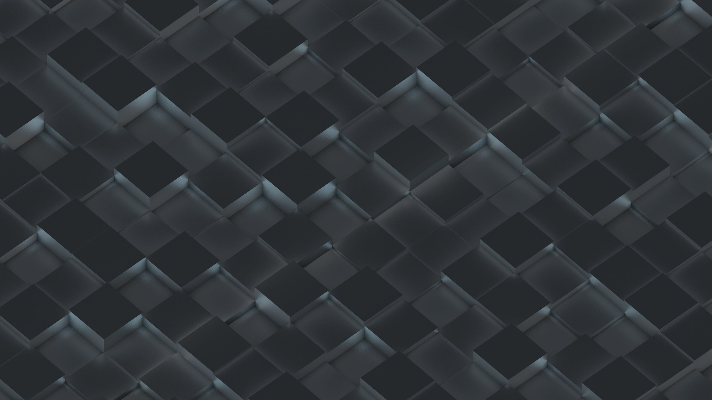 Abstract Cubes - 2560x1440 wallpaper