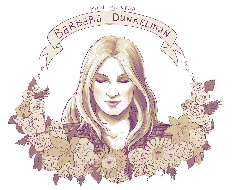 Happy Birthday Pun Master Barbara