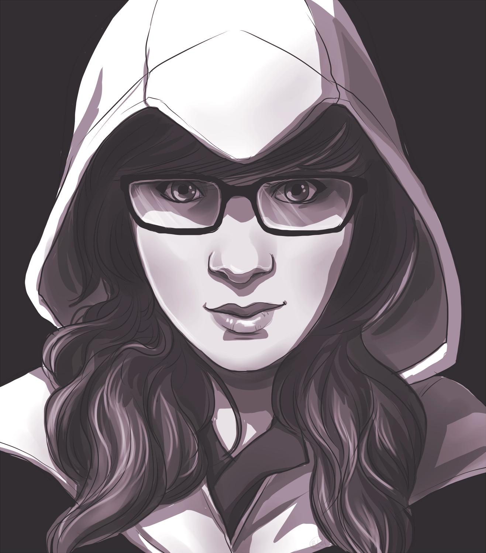 Tina Dayton - Cutest assassin