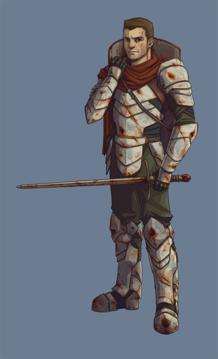 Pathfinder Character Design