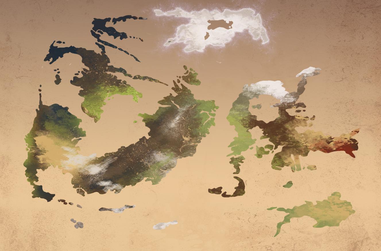 RWBY World of Remnant V4 Map Rework