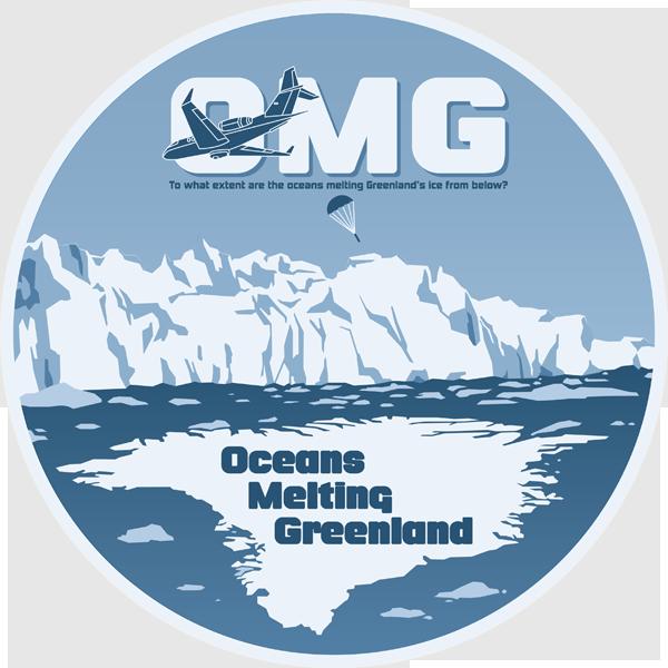 NASA's OMG Mission Sticker Design