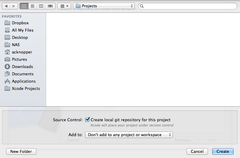 Version Control with Xcode - iOScreator