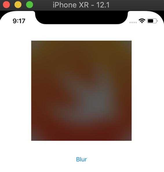 Blur Effect iOS Tutorial - iOScreator