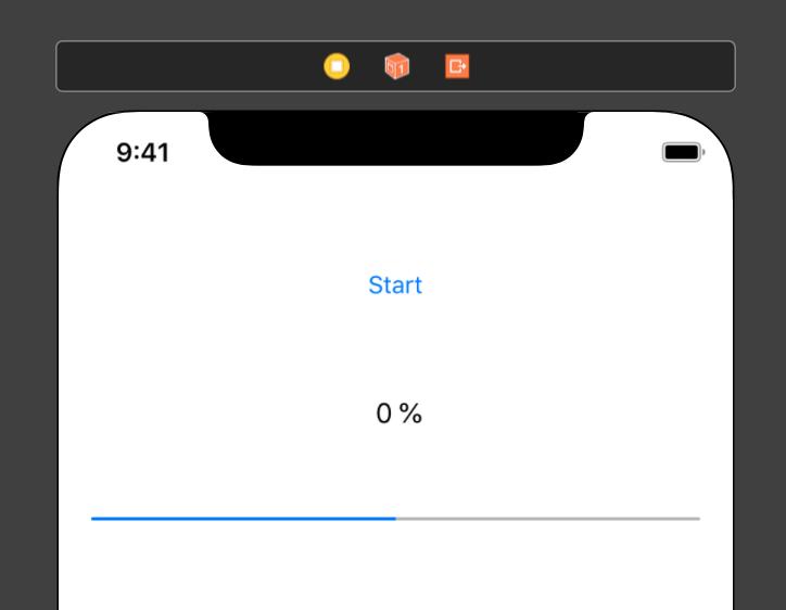 Progress View iOS Tutorial - iOScreator