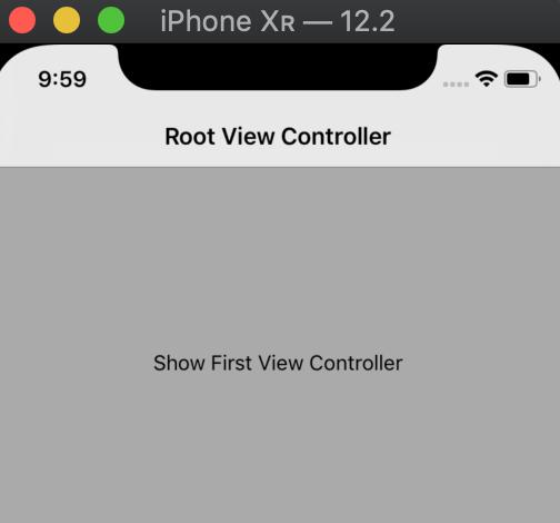Navigation Controller iOS Tutorial - iOScreator