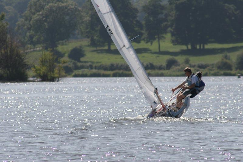 Watersports : Carsington Water