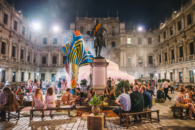 Artificial Natures, Sound Installation, Royal Academy - July, 2018