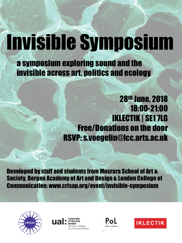 Invisible SymposiumIklektik - June, 2018