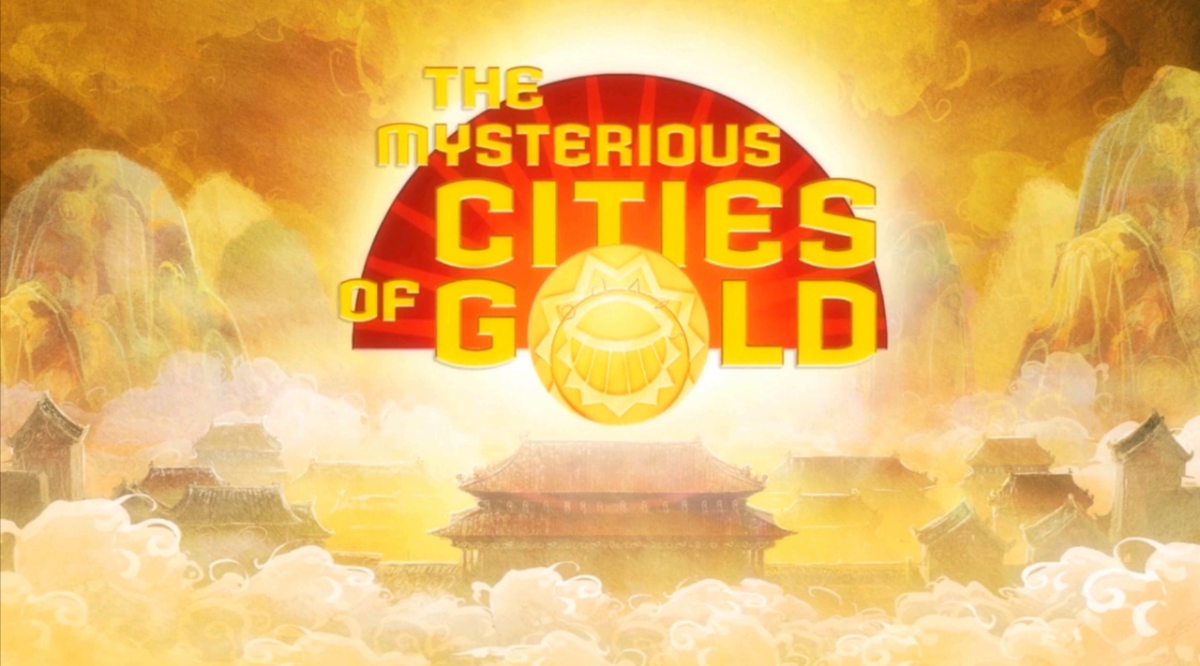 M.C.O.G Series 2 Title Card