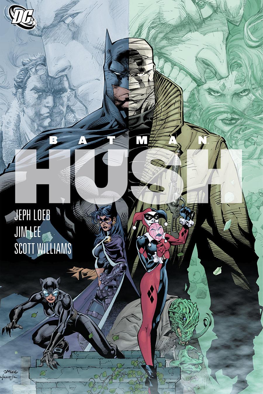 Batman: Hush -  Sam's Comic BookRecommendation