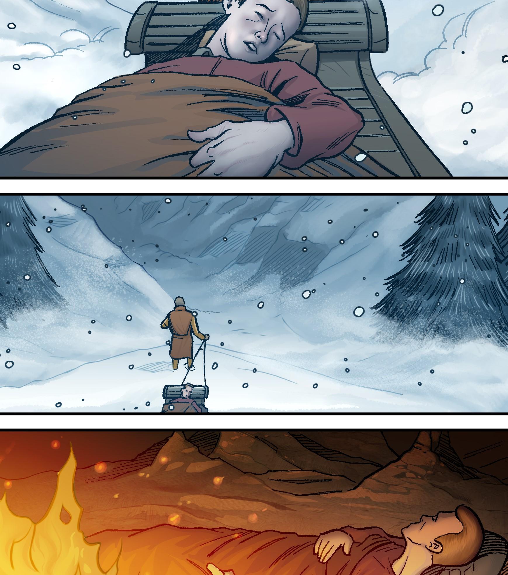 A sneak peak at Brethren born#3 - page 3