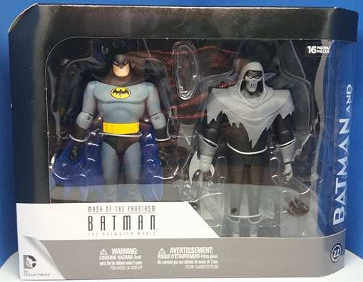 BATMAN: MASK OF THE PHANTASM Double pack