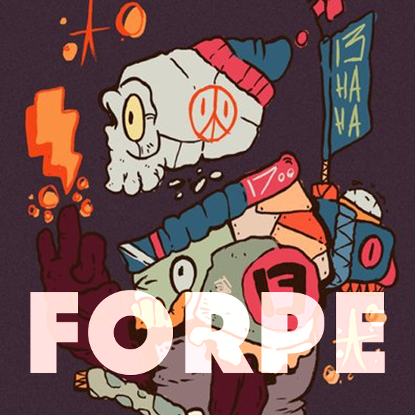 FORPE - Comics, art books & zines.WEBSITETAKES CARD PAYMENTS