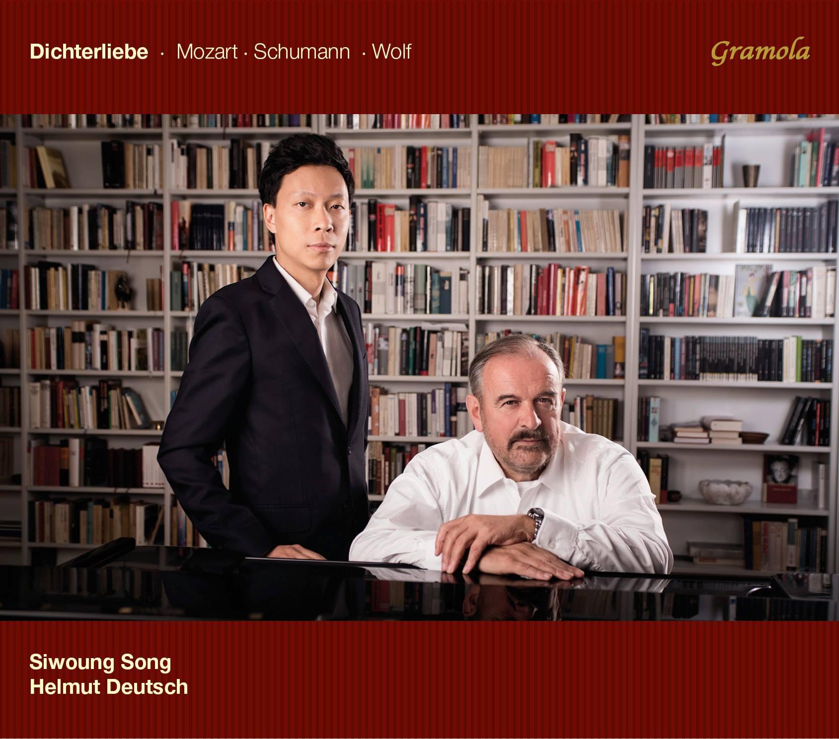 Dichterliebe - Bariton Siwoung Song and Pianist Helmut Deutsch