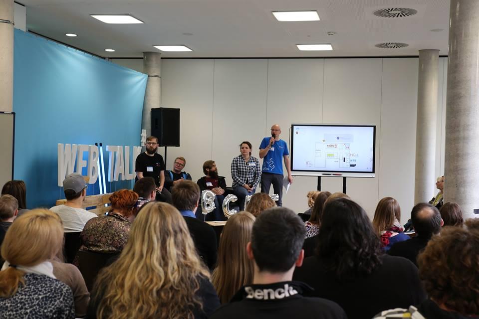 Einen Artikel über den Ablauf des Barcamps gibt es bei  Medienbewusst . Foto:  @BarCampErfurt