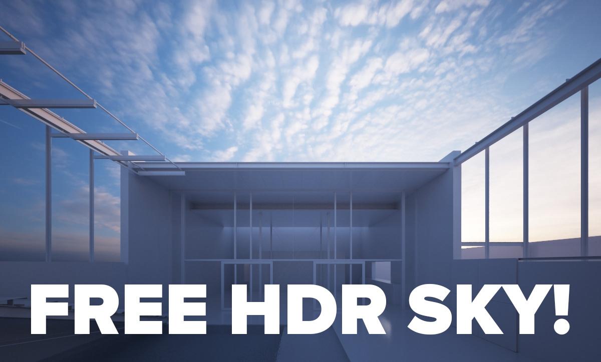 Free HDR Sky