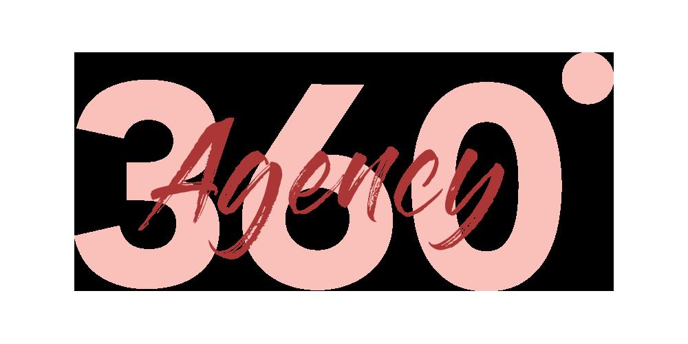 360 agency logo