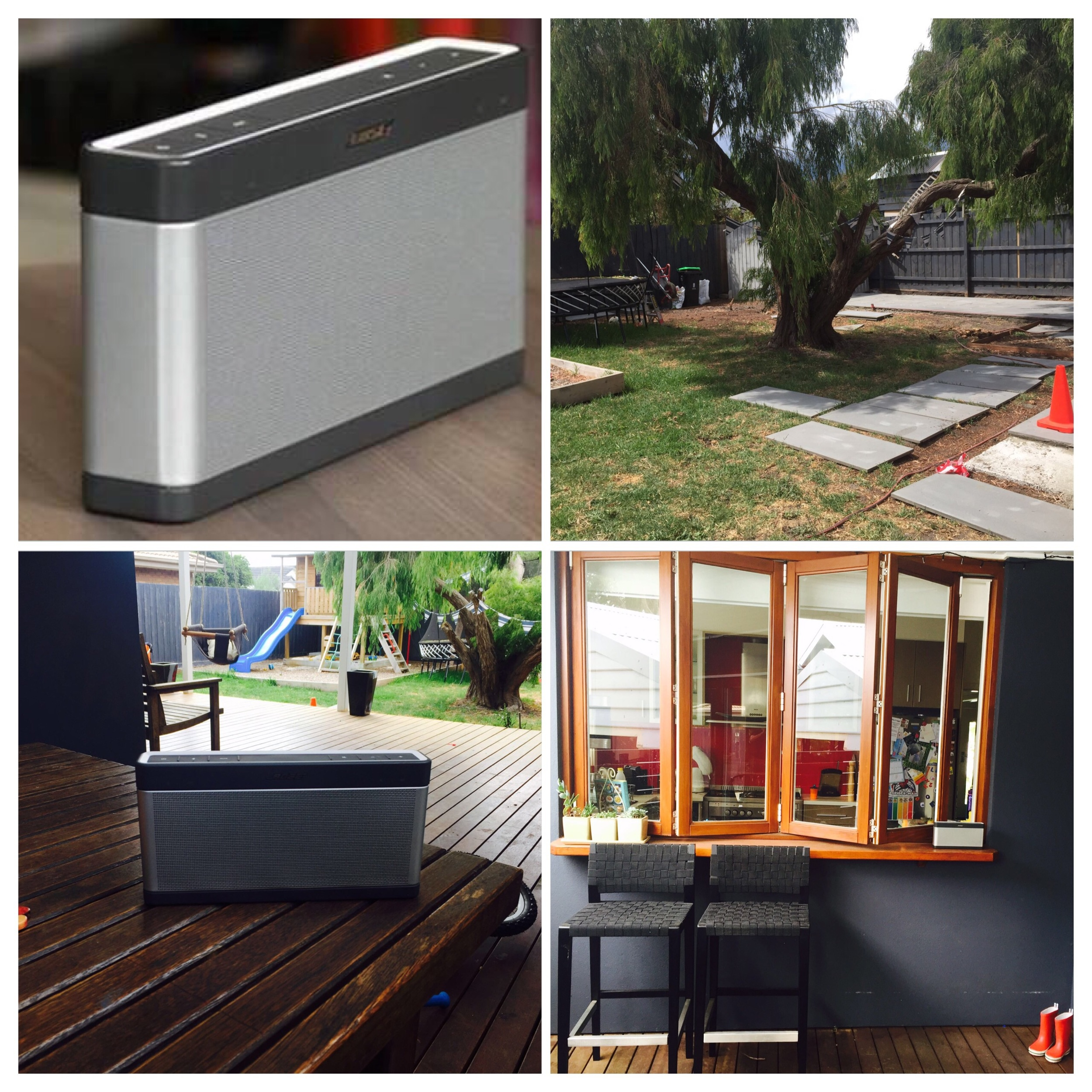 Outdoor Bluetooth Speaker Solution - Bose Soundlink Bluetooth III